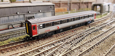 2P-005-880DCC DAPOL N GAUGE MK3 2nd CLASS X COUNTRY 42373 ' D ' HST WITH LIGHTS for sale  Shipping to Ireland