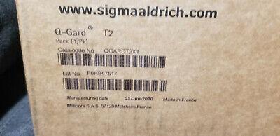 Millipore Sigma Qgardt2x1 Q-gard T2 Purification Cartridge Free Shipping