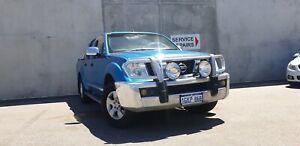 2009 Nissan Navara ST-X (4x4) Kenwick Gosnells Area Preview