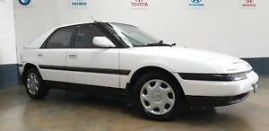 1991 Mazda 323 ASTINA Automatic Hatchback North St Marys Penrith Area Preview