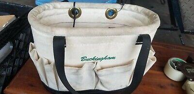 Buckingham Canvas Tool Bag And Tool Belt