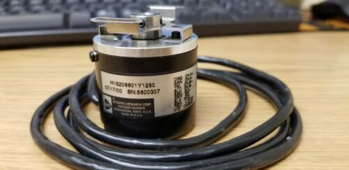 Dynamics Research H15206601Y1250 Rotary Encoder - appears to be unused -
