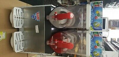 Slushy Machine Used 2x 15l Freezing Problem..repair And Use It