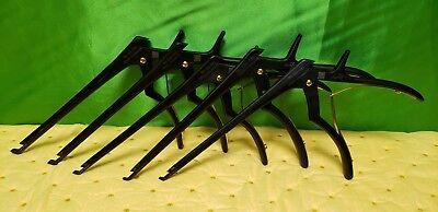 Kerrison Rongeurs 7 Set 1mm5mm Up Bite 40 Spine Instruments 30 Days Return