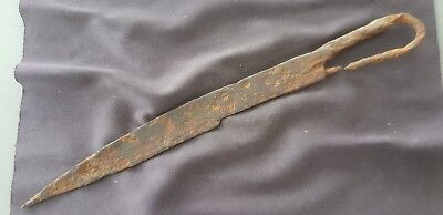 Very rare indeed Ancient Viking surgical utensil. Please read description L110r
