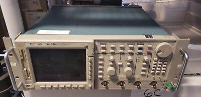 Tektronix Tds540b 500 Mhz 2gss 4 Ch Digitizing Oscilloscope W Instavu -8417