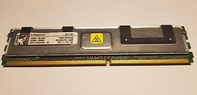2Gb KVR667D2D4F5/2G Kingston PC2-5300 DDR2-667MHz ECC Fully Buffered