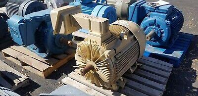 150 Hp Baldorreliance Ac Electric Motor 3600 Rpm Fr 445ts Tefcbb 460 V Eok