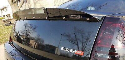 (2 Piece 2005-2010 Chrysler 300 SRT Rear Wicker Bill wickerbill Spoiler)