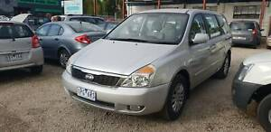 2013 Kia Grand Carnival VQ MY13 SFwd Lilydale Yarra Ranges Preview