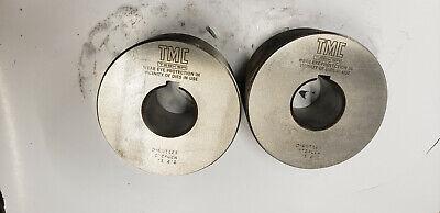 Tesker M20x2.5 Die Set 200 Thread Rolling Machine 1.5 Spindle 21143-c