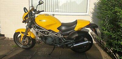 Ducati monster 1000 s ie