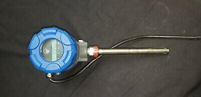 Magnetrol Ta2 Thermal Dispersion Mass Flow Meter