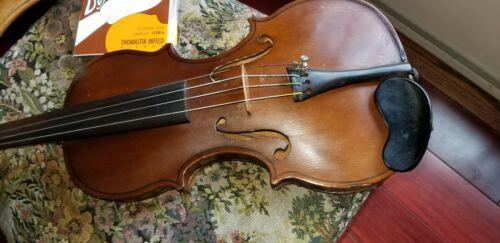 Violin Antonius Stradivarius Cremonensis Faciebat Anno 1699 7/8 antique