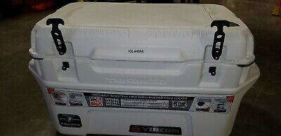 Igloo 44666 YUKON 50 Quart 12.5 Gallon White Cooler And Cold Locker