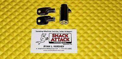 Ams Snack Or Soda Vending Machine Ams1001 Lock 2 Keys