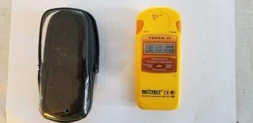 Ecotest MKS 05 Terra P Radiation Detector Geiger Counter