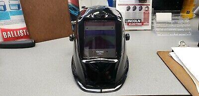 Lincoln Electric Black Welding Helmet 2450 Series W4c Lens Technology K3028-3