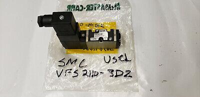 Smc Vfs2110-3dz Pneumatic Solenoid Valve. Shelf J4
