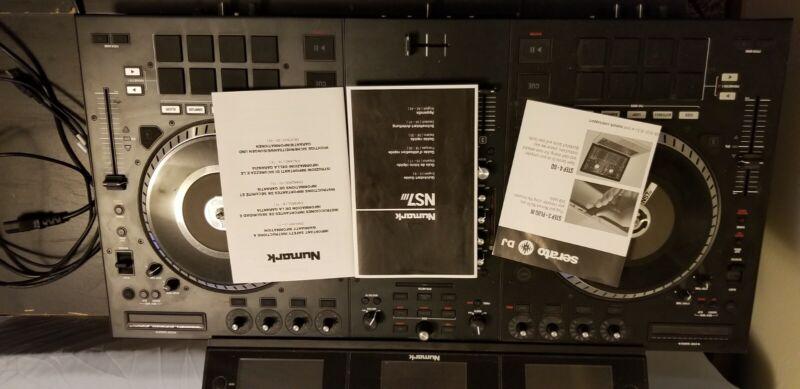 Numark NS7III DJ MIDI Controller (dont have original box)