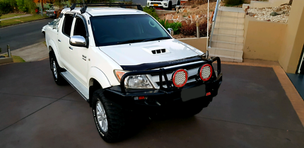 2007 Toyota Hilux Sr5 Turbo Diesel Automatic