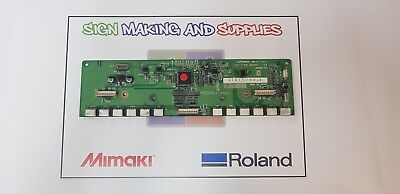 Genuine Roland Soljet Pro Iii Xj 640 Printer Assy Ink Tank Board W700311511