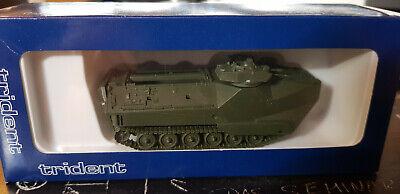 Trident 97016 Amphibienpanzer USMC-AAVP7A1 der US-Army 1:87 H0 neu Ovp!