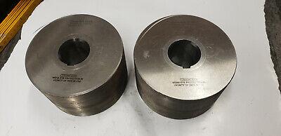 Tesker M10x1.5 V25 Die Set 200 Thread Rolling Machine 1.5 Spindle 21112-i