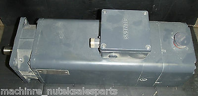 Siemens Permanent Magnet Motor 1ft5076-0ac01-2-z Z G44 G45 With Encoder