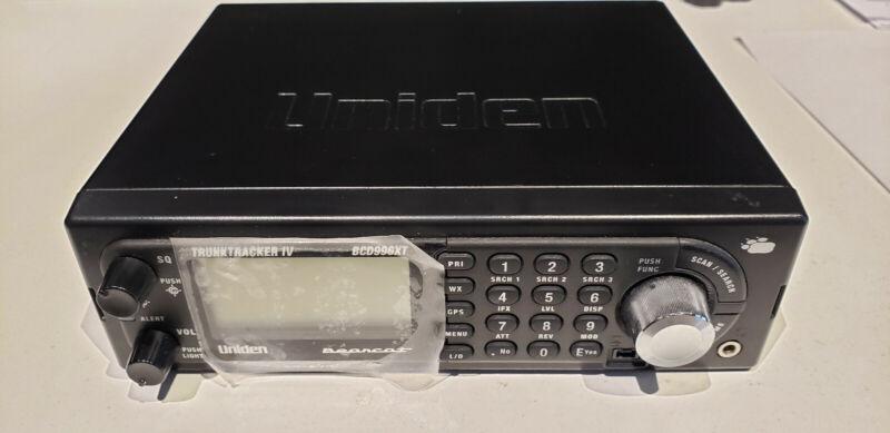 Bearcat BCD996XT Digital Scanner Mobile Trunktracker IV, 25000 Dynamic Channels