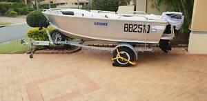 Stecco Allumiun Boat