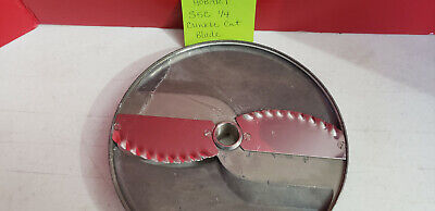 Hobart Mannhart Food Processor Discs Blades Plates Dicing Grid Slicing Blade
