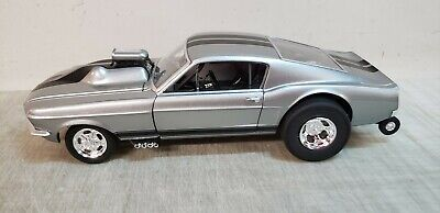 ACME/GMP 1:18 1967 MALCO MUSTANG GASSER -GONE IN 6 SECONDS- PART# 18885 1 OF 480