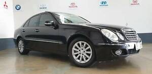 2007 Mercedes-Benz E280 ELEGANCE Automatic Sedan North St Marys Penrith Area Preview