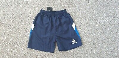LE COQ SPORTIF BOYS SHORTS M 8/10 YRS BRAND NEW