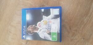 Fifa18 ps4 in good condition