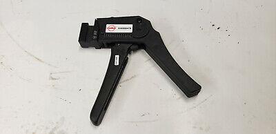 Molex 636000478 Ibt Manual Hand Crimp Crimper Tool