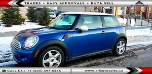 2007 MINI Cooper EASY FINANCING EVERYONE APPROVED $480 MONTHLY*