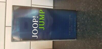 Joop! Jump Eau de Toilette Men EDT 100ML Spray For Him - Brand New genuine!!
