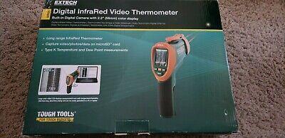 Extech Vir50 Video Ir Thermometer