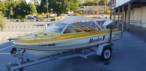 Pride Premier Runabout Boat