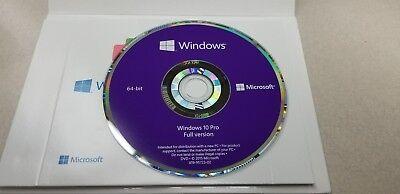 Windows 10 Pro 64 Bit Oei Dvd No Coa