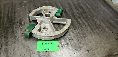 Greenlee 5018648 Shoe Only For 1818 Mechanical Conduit Bender  Lot2