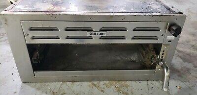 Vulcan 36sb-1 Gas Broiler High-temp Salamander Cheese Melter Wnew Trigger Assy