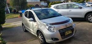 2011 Suzuki Alto INDIE Auto Hatchback Cheap Car Rideshare Ola Uber North Rocks The Hills District Preview