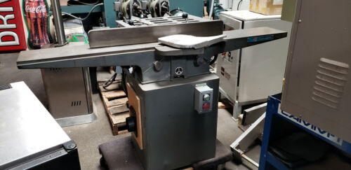 """Rockwell 37-315 8"""" Jointer (Woodworking Machinery)"""