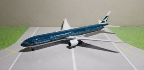 "PHOENIX CATHAY PACIFIC ""SPIRIT OF HONG KONG"" 777-300ER 1:400 SCALE DIECAST MODEL"