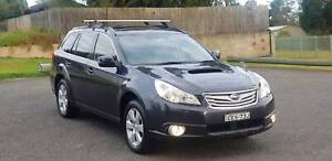 2012 Subaru Outback B5A  2.0D Premium 4GEN Wagon AWD Diesel Low Kms North Rocks The Hills District Preview