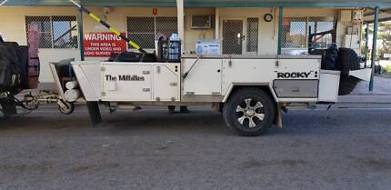 MDC CRUISER FORWARD FOLD CAMPER TRAILER Stirling North Port Augusta City Preview