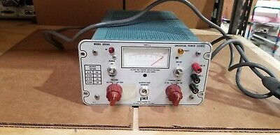 Power Designs 6050a Dc Power Supply Unit 3
